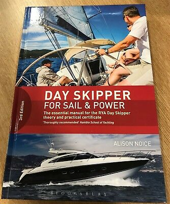 Day Skipper For Sail & Power (3rd Edition)