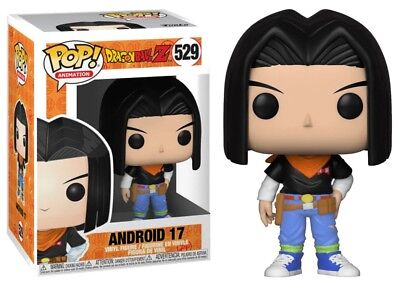 Dragon Ball - Pop! - Android 17 n°529 - Funko