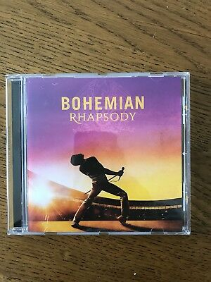 Queen Bohemian Rhapsody Movie Film Soundtrack Full 22 Track CD Album New 2018