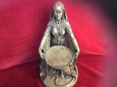 REDUCED Used as Display only Danu Goddess of the Flowing Rivers