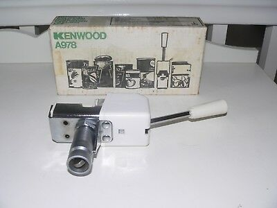 KENWOOD CHEF - Can Opener A978 - (Fits A901 & all KM models). Ex condition.
