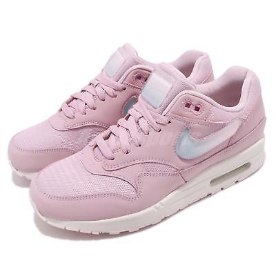 check out 0212c fd6a3 Nike Wmns Air Max 1 JP Jelly Puff Swoosh Pink Womens Running Shoes  AT5248-500