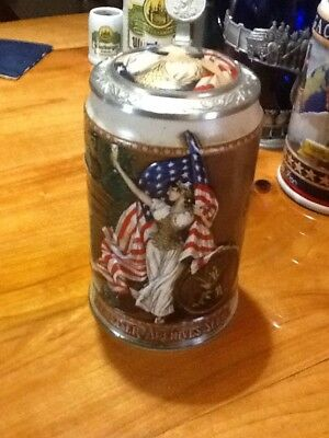 Budweiser Archives Series Beer Stein - 1893 Columbian Exposition
