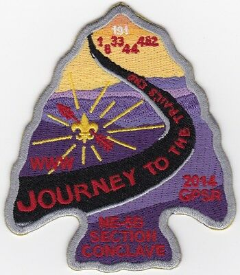 Section NE-5B 2014 Conclave, Order of the Arrow