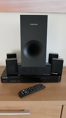 Samsung Dolby Surround 5.1 Heimkino Inkl. DVD-Player