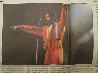 Prince A Forest National: Please, Welcome Prine & The Revolution - 27/08/1986 -