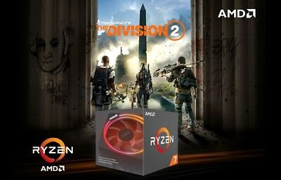 TOM CLANCY'S THE Division 2 AMD Ryzen Aktions Code Promo Code Downloadcode