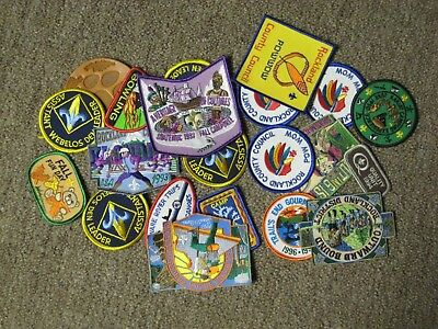 Odd Lot Patches