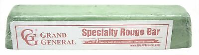 GG Polish Bar Jewelers Rouge Green for Secondary Cutting or Aluminum #98081