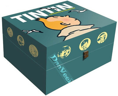 Adventures of Tintin, Series and 3 Movies NEW PAL 10-DVD Collector's Box Set