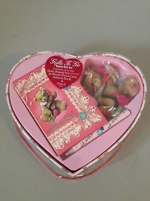 Cherished Teddies / GIFT SET - I JUST CALLED TO SAY I LOVE YOU - DORIS #797154