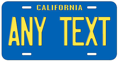 Car & Truck Parts Personalized Custom New York State License Plate Any Name Novelty Auto Car Tag Decals/emblems/license Frames