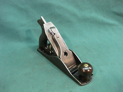 STANLEY BAILEY No.3 SMOOTH PLANE WITH TRIPPLE PATENT DATES