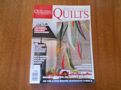 Great Australian Quilts Magazine - No 4 - Good Condition -