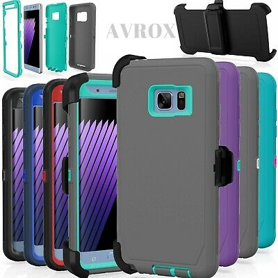 For Samsung Galaxy S7 Edge Case with Belt Clip ( Fits Otterbox DEFENDER SERIES )