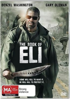 The Book Of Eli DVD : NEW