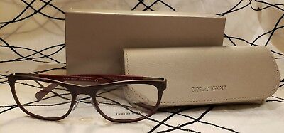 54584ca76 GIORGIO ARMANI AR 5012 3006 Eyeglasses Frame, Matte Maroon ~ 51mm With CASE