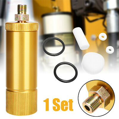 High Pressure Air Filter Tool Oil-Water Separator Alloy Double-deck 30mpa Set