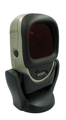 NEW Symbol LS9208-SR10001NSWR Presentation Barcode Scanner, Stand and Cable