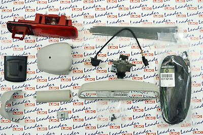 GENUINE Renault TRAFIC REAR VIEW REVERSE REVERSING CAMERA - COMPLETE KIT - NEW