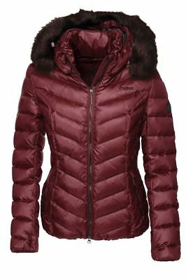 Pikeur AW18 Prime TABELLE Jacket - Mahogany Red 38/10 BNWT RRP £267.95