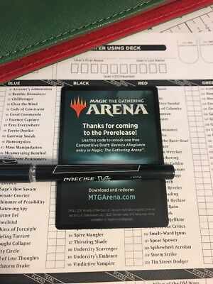 MTG MAGIC ARENA Ravnica Allegiance Prerelease Competitive Draft Code