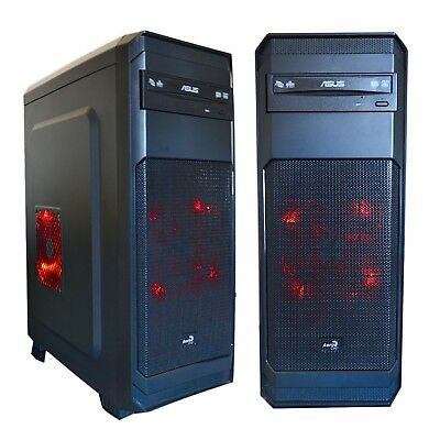 Gaming PC - AMD A8-7650k Radeon R7, 16Gb RAM, 1TB Hard Drive, Nividia GT710 2GB