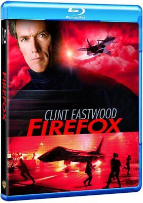 Blu Ray - Firefox / Clint Eastwood, Warner Bros
