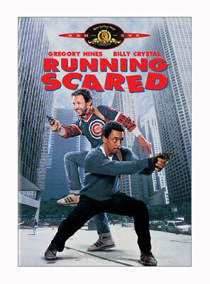 NEW! ~ Running Scared (DVD, 1986, Widescreen) BILLY CRYSTAL & GREGORY HINES!
