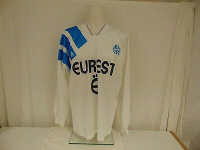 Maillot Foot Shirt Marseille Ancien