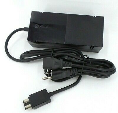 OFFICIAL OEM Microsoft Xbox One AC Adapter Power Supply Charger + Power Cord #NN