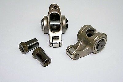 0230205 PRW Pro Stainless Steel Roller Rocker Arms AMC V8  1.6 x 7/16