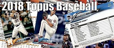 "2018 Topps SERIES 1 ""LEGENDS IN THE MAKING"" insert singles YOU PICK - FREE SHIP"