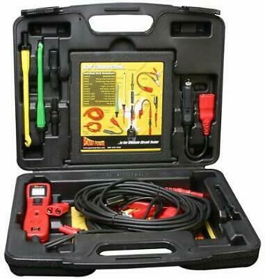 Power Probe III Circuit Tester & Lead Set Kit Meter Power Supply Diagnostic Tool