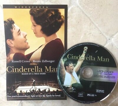 👀L@@K❗️Cinderella Man (2005)***DISC ONLY*** EXCELLENT & FAST SHIP❗️