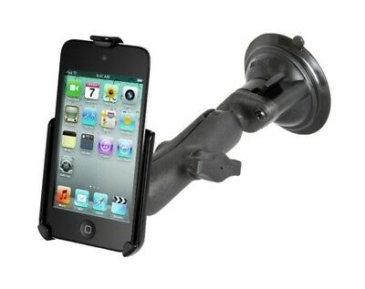 Suction Cup Windshield Car Mount Holder Fits Apple iPod touch 4th Generation