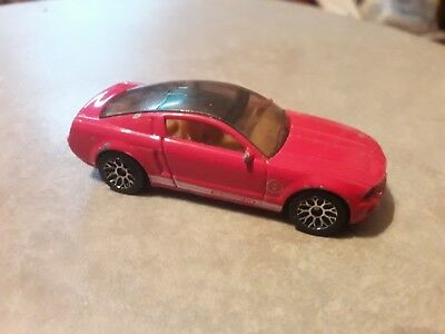 1:64 Matchbox Ford Mustang Concept Car V8 2003 Shelby GT500 Roush Cobra 427