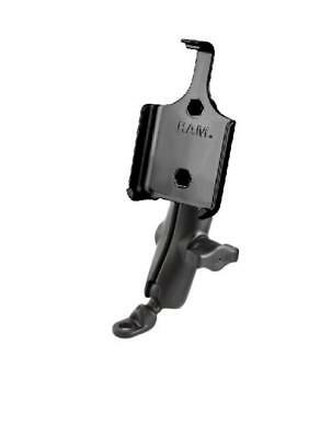 Heavy Duty 9Mm Flat Base Motorcycle Mount For Apple Ipod Touch 4Th Generation