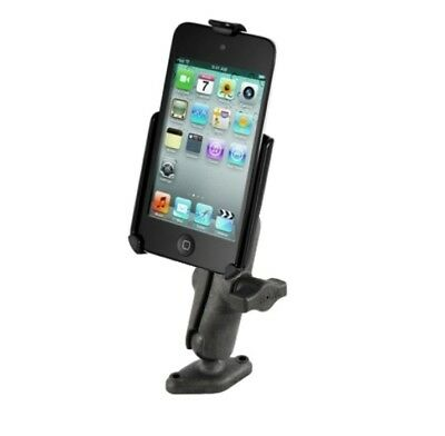 Flat Surface Drill Down Mount Holder Kit fits Apple iPod touch 4th Generation