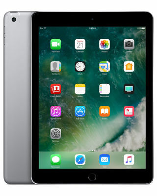 Apple iPad 5th Gen. 32GB, Wi-Fi. 9.7in - Space Gray. Brand New and Sealed. NEW