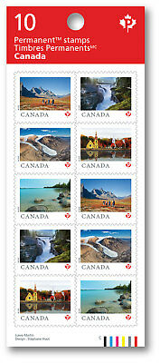 2019-From Far and Wide: PermanentTM Domestic stamps - Booklet of 10 -   MNH