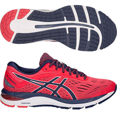 0d61b6ddcba71 Asics Men s Gel-Cumulus 20 Running Shoes Size  10 Red Alert peacoat New