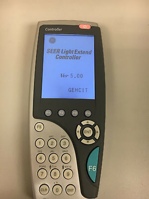 Medical GE Braemar SEER Light Extend Controller Version 5.0