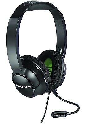 Gaming Headset Amplified Mic Stereo Xbox One XO ONE By Turtle Beach