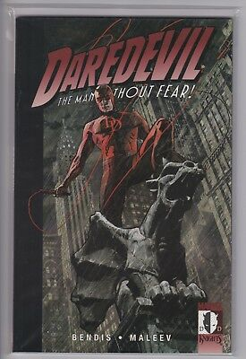 Daredevil: The Man Without Fear TPB (Lot of 3) #6, 9, 13 Bendis Maleev set
