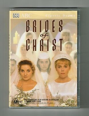 Brides Of Christ - Australian Mini-Series Dvd 2-Disc Set Brand New & Sealed
