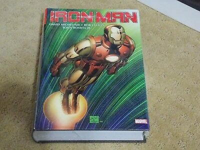 Iron Man Omnibus by Layton, Michelinie and Romita HC New Sealed OOP