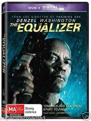 The Equalizer (DVD, 2015) NEW