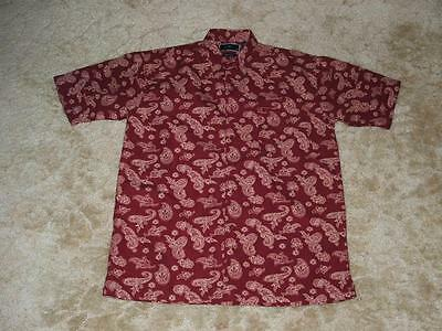 Retro Vintage Men's Hawaiian Shirt.