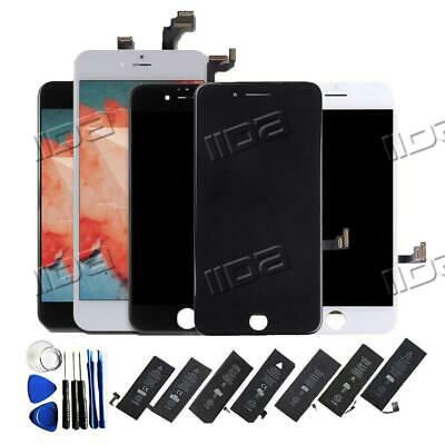 for iPhone 6s 5 6 6S 7P LCD Screen Digitizer Assembly & Battery Replacement+Tool